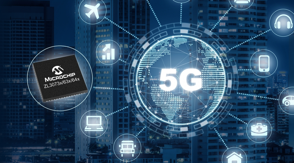Giải pháp đồng bộ mạng trên một chip đầu tiên cho các thiết bị 5G