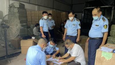 Bắc Ninh: Khởi tố chủ kho hàng giả số lượng