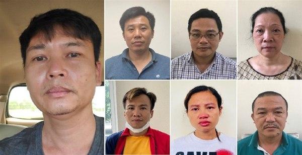 Khởi tố, bắt tạm giam Tổng Giám đốc Công ty Công viên cây xanh Hà Nội