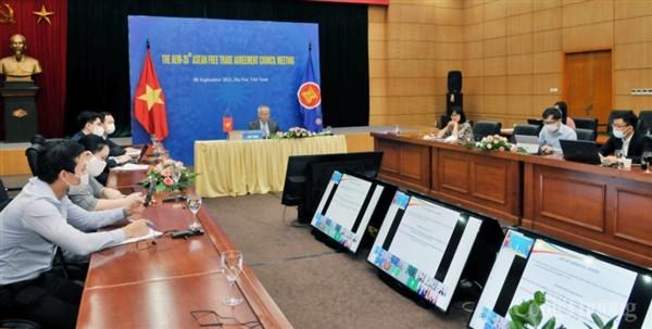 Hội nghị AFTA 35: Nâng cấp Hiệp định ATIGA, bổ sung danh mục hàng hóa thiết yếu