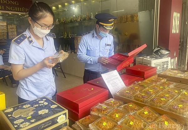 QLTT Nghệ An: Tăng cường kiểm soát hàng hóa Tết Trung thu