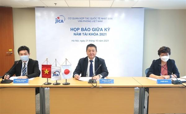 Nhật Bản hỗ trợ Việt Nam phòng chống dịch bệnh và phục hồi kinh tế
