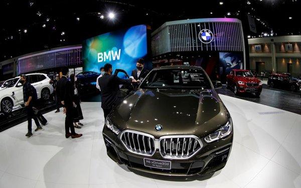 BMW ngừng sản xuất ô tô chạy nhiên liệu hóa thạch vào năm 2024