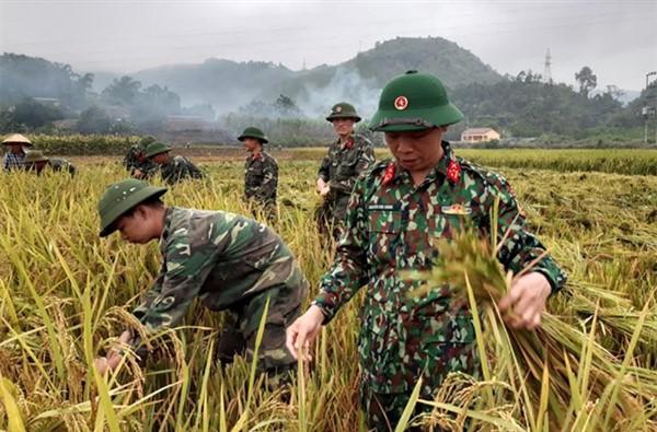 Yên Bái: Bộ Chỉ huy Quân sự tỉnh phát động đợt thi đua cao điểm