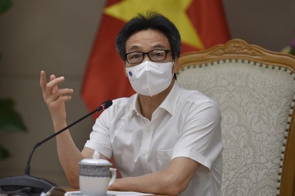 Kiến nghị Thủ tướng tiếp tục thực hiện Chỉ thị 16 tại 19 tỉnh, thành phố khu vực phía Nam thêm 14 ngày