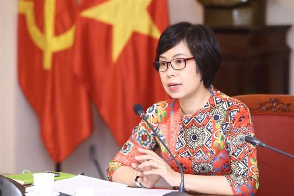 Bà Vũ Việt Trang trở thành nữ Tổng Giám đốc đầu tiên của Thông tấn xã Việt Nam