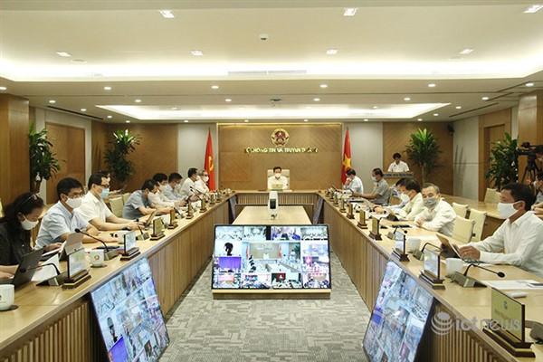 Bộ Thông tin và Truyền thông phân công công việc giữa Bộ trưởng và các Thứ trưởng