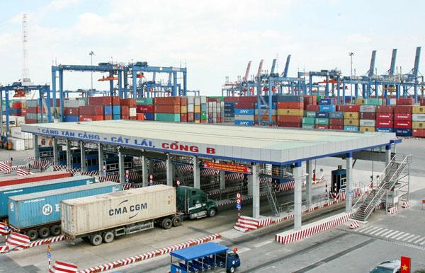 Nguy cơ gián đoạn hoạt động, cảng Cát Lái tạm ngưng tiếp nhận hàng hóa