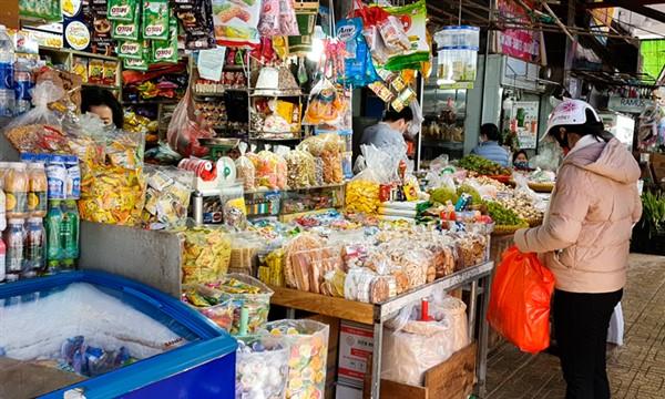 Vĩnh Phúc: Khó thực hiện niêm yết giá hàng hóa tại chợ