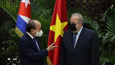 Cuba và Việt Nam mở rộng hợp tác trong lĩnh vực y tế và dược phẩm