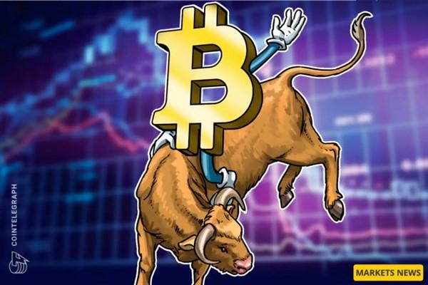 Giá Bitcoin hôm nay 24/10: 'Vẫn tăng giá' ngay cả khi giá BTC giảm xuống 50.000 USD