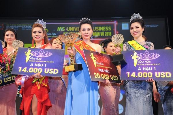Khởi động cuộc thi Hoa hậu Doanh nhân Hoàn vũ 2019 mùa 3 tại Thái Lan