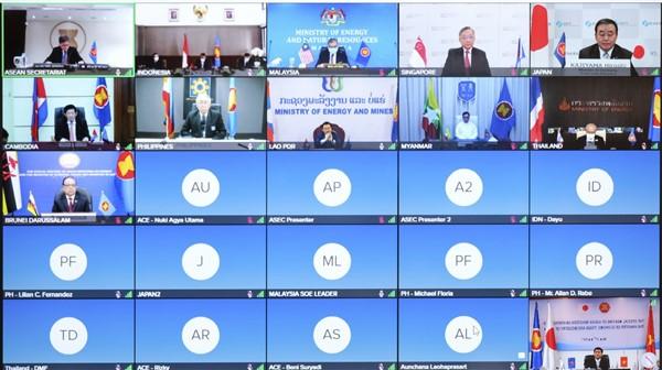 Hợp tác năng lượng ASEAN và Nhật Bản