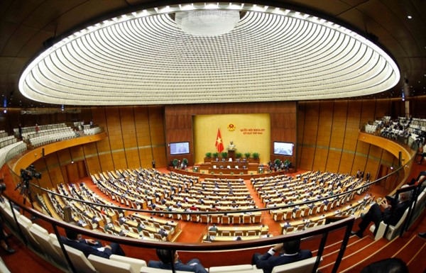 Hôm nay (24/10), Quốc hội tiếp tục nghe giải trình, làm rõ một số vấn đề đại biểu Quốc hội nêu