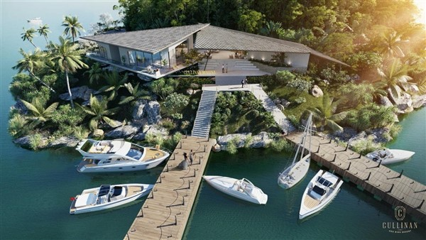 Bến du thuyền Cullinan Hòa Bình Resort: Điểm hẹn đẳng cấp của giới thượng lưu
