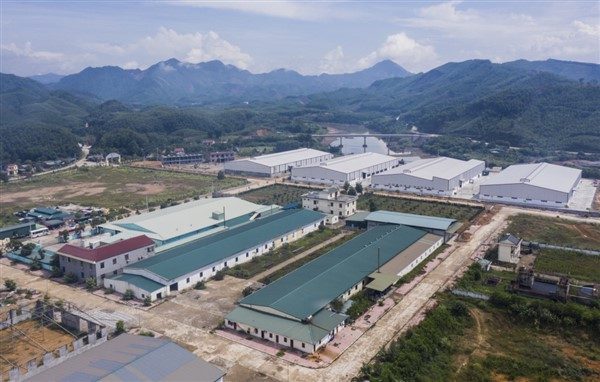 Quảng Ninh: Khởi sắc ở CCN Nam Sơn, Ba Chẽ