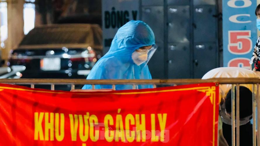 Sáng 29/7, Hà Nội ghi nhận 13 trường hợp dương tính SARS-CoV-2