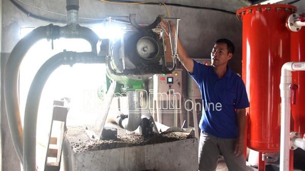 Nam Định: Ứng dụng khoa học và công nghệ trong bảo vệ môi trường