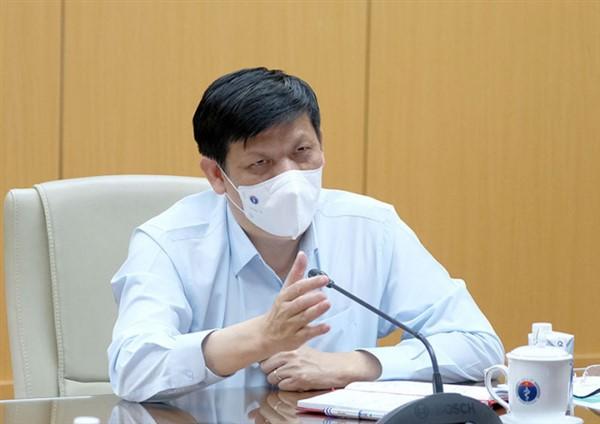 Bộ trưởng Nguyễn Thanh Long: Tại nhiều địa phương, kịch bản chuẩn bị chống dịch COVID-19 còn thấp hơn thực tế