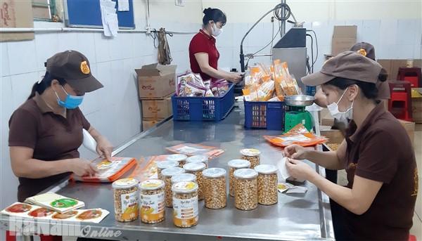 Hà Nam: Sản xuất, tiêu thụ nông sản gắn với phòng, chống dịch Covid-19