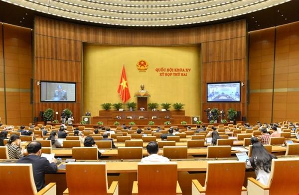 Sáng nay (27/10), Quốc hội thảo luận về cơ chế, chính sách đặc thù phát triển 4 tỉnh, thành phố