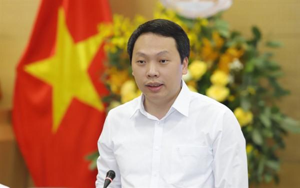 Thứ trưởng Bộ Thông tin & Truyền thông Nguyễn Huy Dũng làm Phó Chủ tịch Hội Liên hiệp Thanh niên Việt Nam