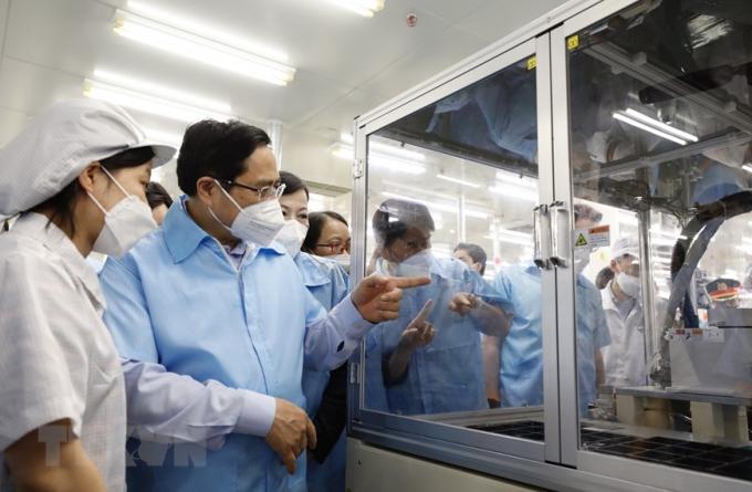 Thủ tướng: Chính phủ và nhân dân Việt Nam sẽ không phụ lòng tin của các doanh nghiệp FDI