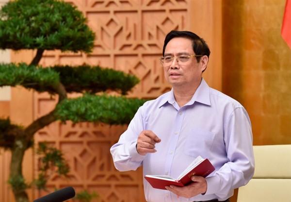 Thủ tướng: Tuyệt đối không để người dân di chuyển khỏi nơi cư trú từ sau ngày 31/7 tới khi hết giãn cách