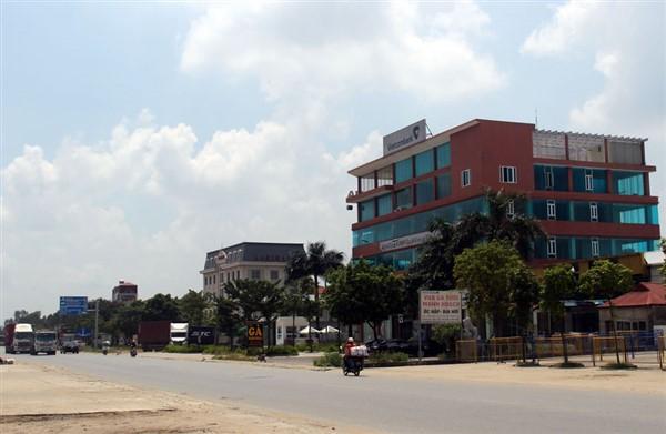 Bắc Ninh: Thuận Thành quy hoạch, phát triển hệ thống hạ tầng đô thị